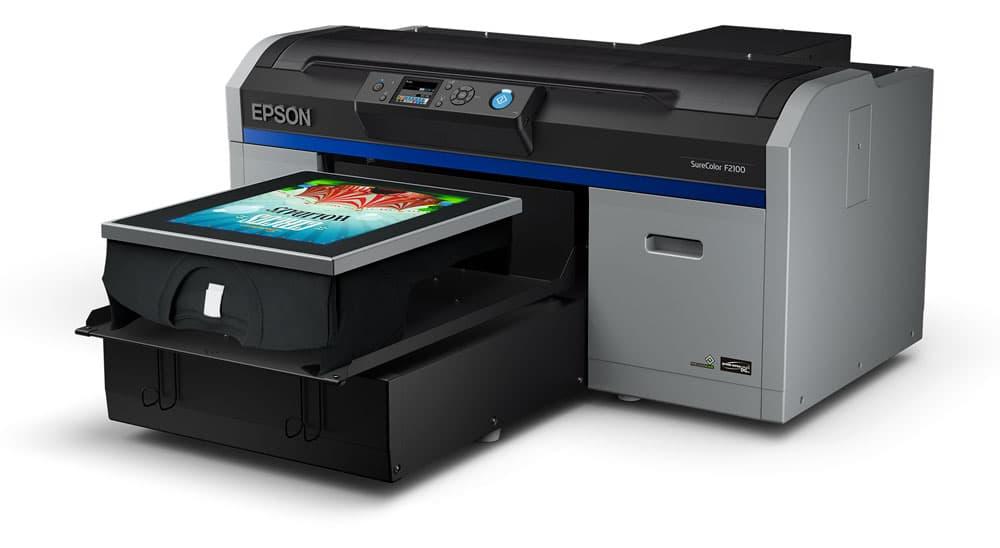 stampante per stampa direct to garmet epson